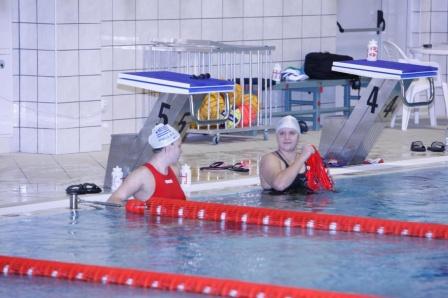 Марина Гриценко и Елена Чеботова