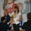 Победитель Кубка России Анна Киселева 200 батт